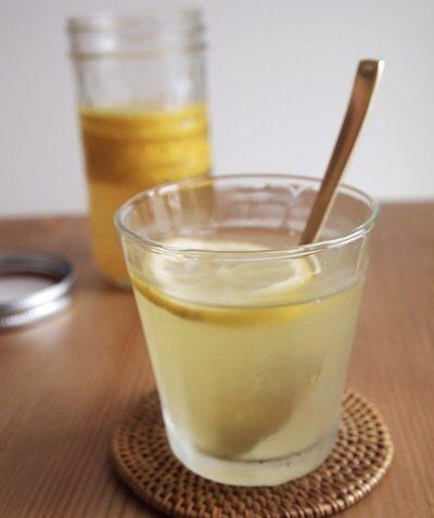 夏バテ予防‼️塩レモン水🍋