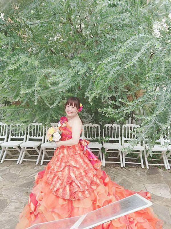 ベルネ先輩花嫁さま